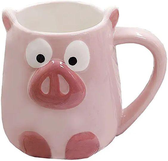 cana porc cadou amuzant