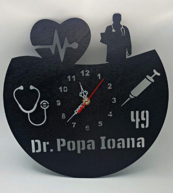 ceas pentru doctori