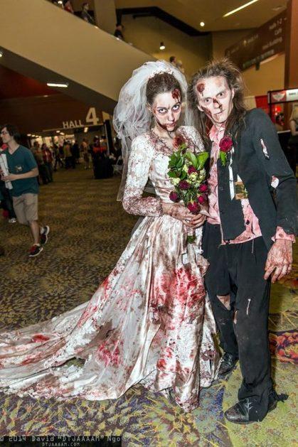 costum-zombie