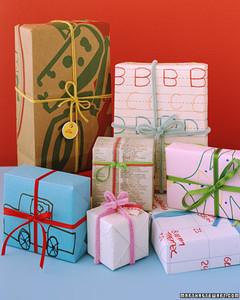 impachetare cadouri craciun