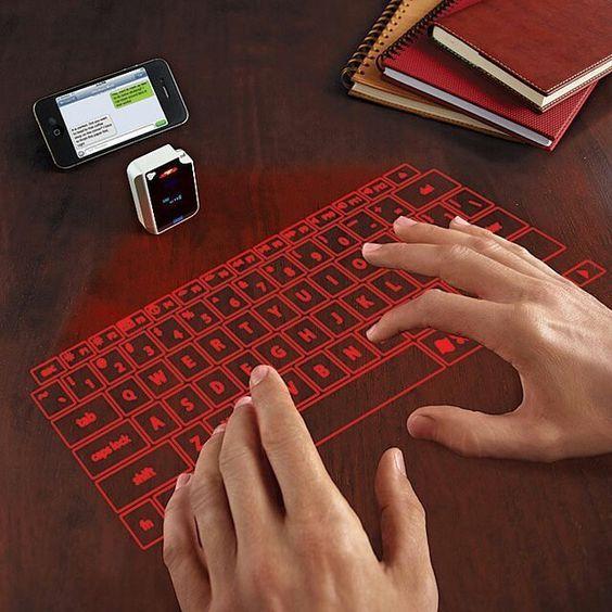 tastatura laser